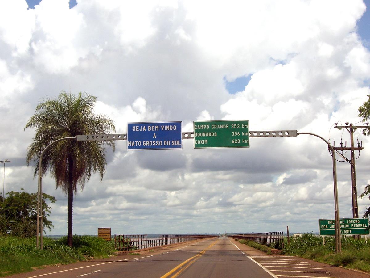 Bataguassu Mato Grosso do Sul fonte: www.al.sp.gov.br